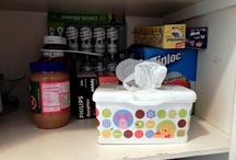 Kitchen Organization / by Lauren Green