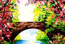 Цветы-мосты-сады