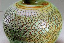 Pottery/Clay / by Tuesday Moriarty McPhail