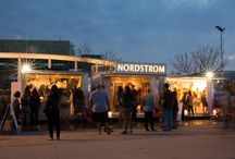 OutCold x Nordstrom How We Roll Tour / With the goal of positioning Nordstrom among new, young potential customers, OutCold built an interactive Nordstrom experience across three pods and sent it on the road to five events in Spring 2015.