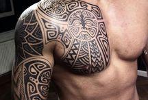 Celtyckie Tatuaże