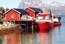 Vælkomin til Skandinavia / Norway, Sweden, Denmark, Iceland, Finland