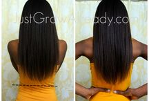 Healthy Hair Journey / by Courtney Watson