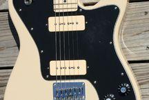 Telecasters / Guitars