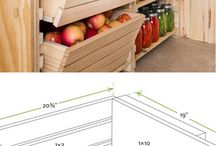 Root Cellar Storage