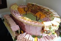 Super Bowl Party Inspiration / Crowd pleasing ideas for hosting a Super Bowl party / by WPB Event