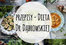 Dieta dr Dabrowskiej