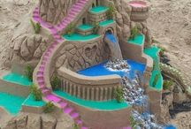 Incredible Sand Castles