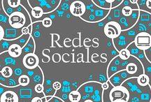 Redes Sociales del blog / Donde puedes encontrarme a parte de en la web del blog literario #adictabooks