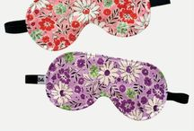 SLEEP MASKS EYE PILLOWS