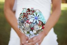 Wedding Jewelry: Rings & Bouquets