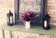 Front porch / by Nicole Housley