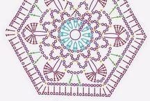 nagyikockák, körök, háromszögek