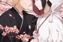 sasunaru/narusasu / I ship it