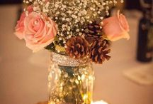 Center Pieces Wedding