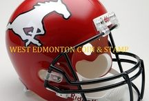CFL - Canadian Football League / West Edmonton Coin & Stamp offers a large selection of CFL merchandise!