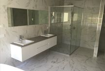 Bathroom Renovations / Recently completed works