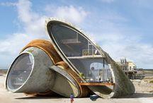 İlginç Mimari Tasarımlar