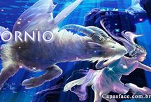 Capas de Capricórnio para facebook