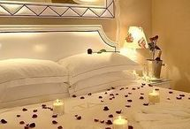 Romantic Bedrooms / Romantic Bedrooms / Romantik yatak odası dekorasyonu