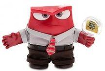 Anger Costume
