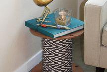 Muebles  reciclando