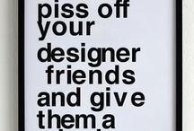 Designer Humor