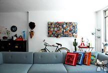 SALAS e LIVING -  M Home / Todos os projetos de salas e living desenvolvidos pela M Home.