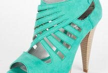 Shoes & Accessories / by Samantha Salabay