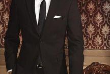 Nice cut suit