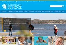Website inspiration - School