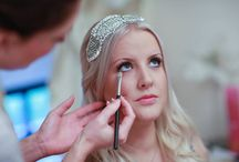 Salon Makeup / Fabulous looks from our makeup artists here at Belle Toujours. Shevaun McKenna Tayla Baker