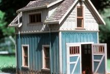 Más casas en miniatura