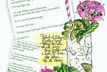 Illustrations : Recipes