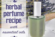Diy homemade perfume recipe / Perfume