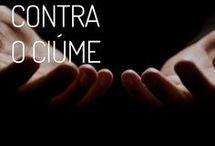 oração ciumes