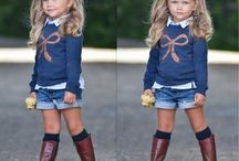 Little baby girls fashion