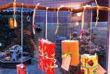 Sinterklaas in huis