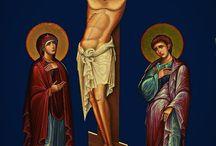 Ikona - Krzyż