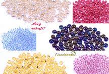 Seed beads - Rokajl - Preciosa Ornela