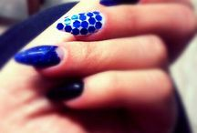 my nail's / my beautiful job ... love nails  love job...