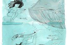 Illustration  | My Favourite Illustrators