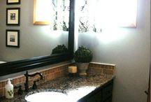 Bathroom Ideas / by Cindy Daniel