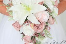 Jess + Jad** / Blush Pink and White outdoor wedding in Portland, Oregon