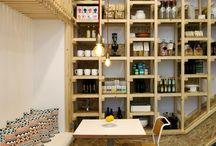 Cafe & restaurants