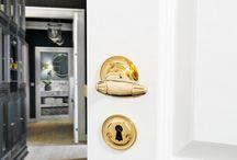 Door handle - Living rooms