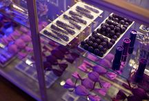 Retro Candy Bar / A fun candy bar can make any party sweet!