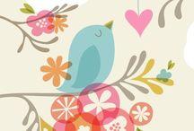 HIasan bird di print