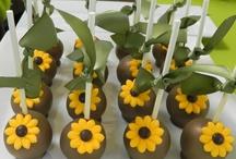 Sunflower Party / Ötletek tematikus party témában