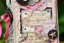 Altered books/Art Journals / by Lisa Cornelius